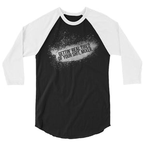 REAL TIRED JERSEY RAGLAN