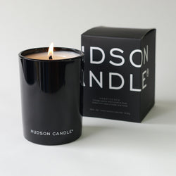 Unbothered - HUDSON CANDLE®  Cedar Leather Mens Holiday Gift Candle