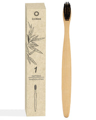 EcoWave Bamboo Toothbrush - Pack of 1