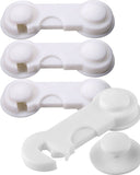 Gretmol Rotary Clip Child Safety Lock - Pack of 4