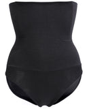 Gretmol Shapewear High Waist Tummy Control & Butt Lifter Panty Black - XL