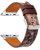 Gretmol Replacement Strap for Apple Watch - Impressionism (38 mm)