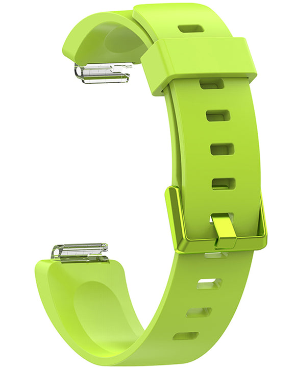 Gretmol Lime Silicone Strap For Fitbit Inspire And Inspire HR Tracker