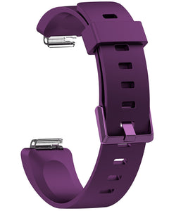 Gretmol Purple Silicone Strap For Fitbit Inspire And Inspire HR Tracker