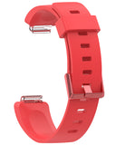 Gretmol Red Silicone Strap For Fitbit Inspire And Inspire HR Tracker
