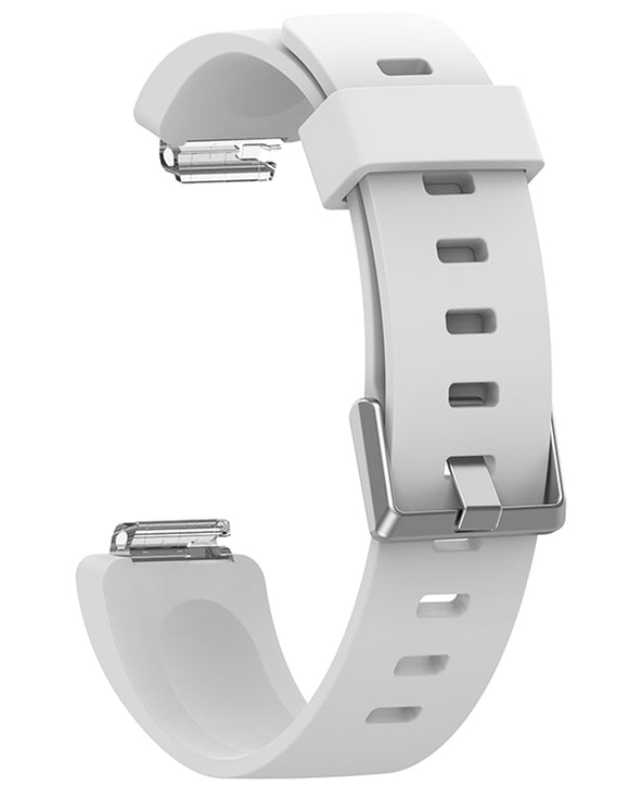 Gretmol White Silicone Strap For Fitbit Inspire And Inspire HR Tracker