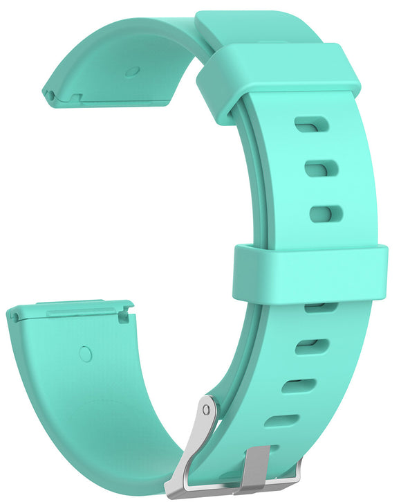 Gretmol Mint Green Fitbit Versa Sport Silicone Replacement Strap