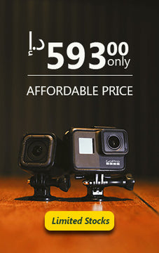 Affordable GoPro at destemart.ae