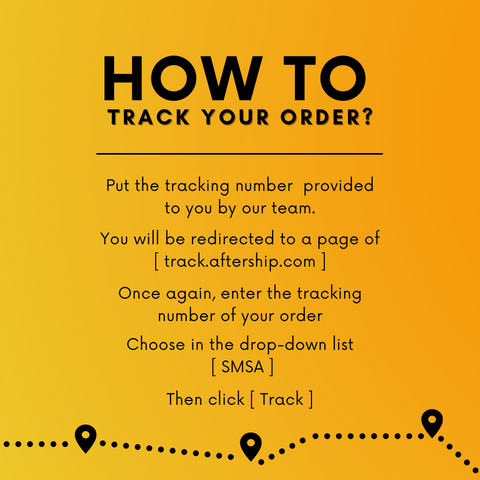 How to track your order at destemart.ae?