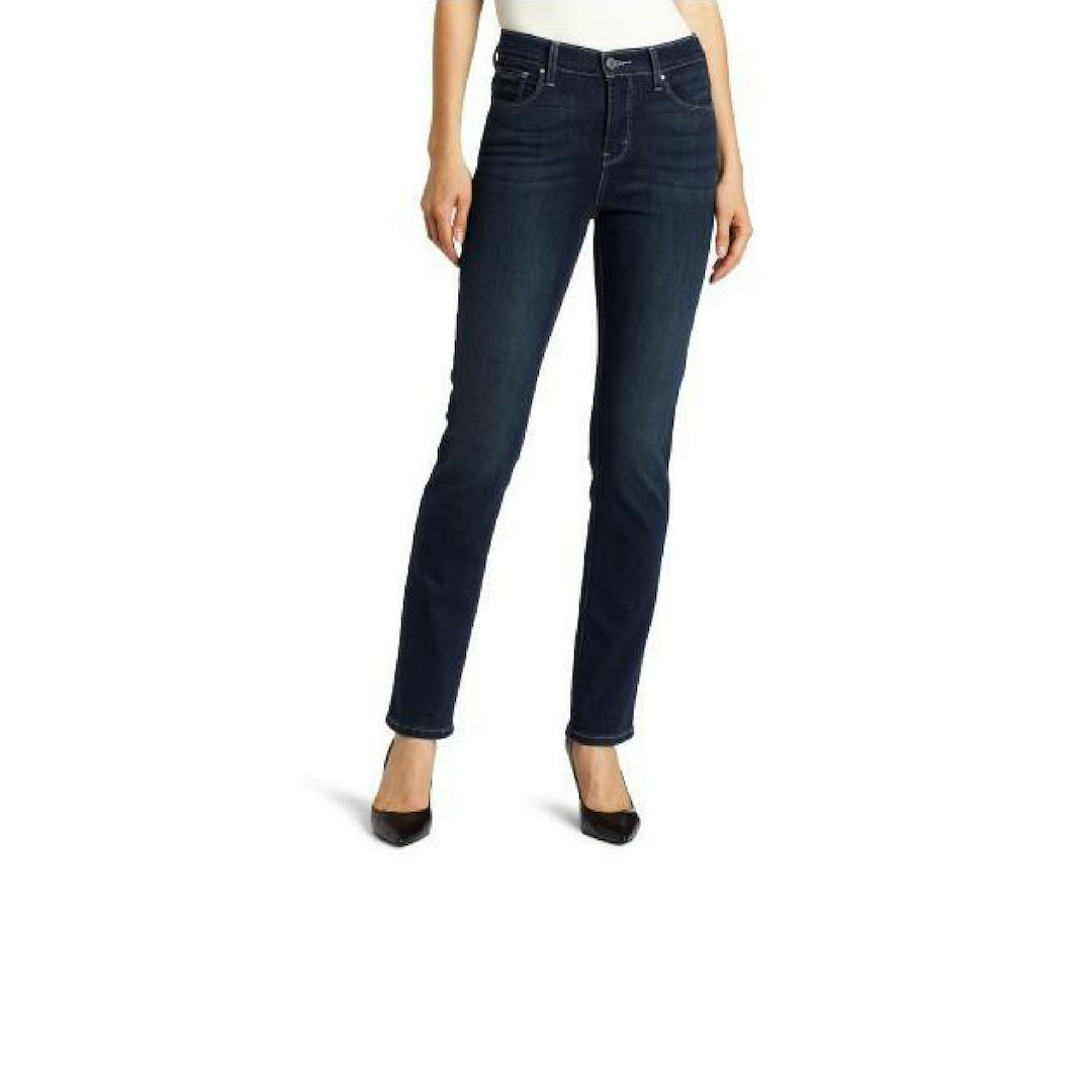Levi'sAuthentic Women's 512 Perfectly Slimming Skinny