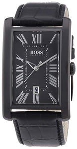 Hugo Boss 1512709 Black Leather Watch