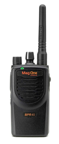 Motorola BPR40 Mag One Portable Two-Way Radio