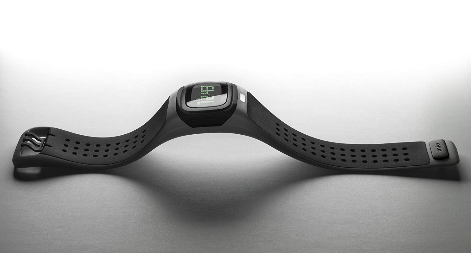 Mio Alpha Heart Rate Monitor Sports Watch