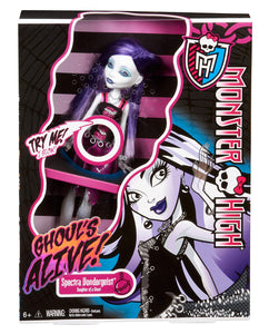 Monster High It's Alive Spectra Vondergeist Dolls