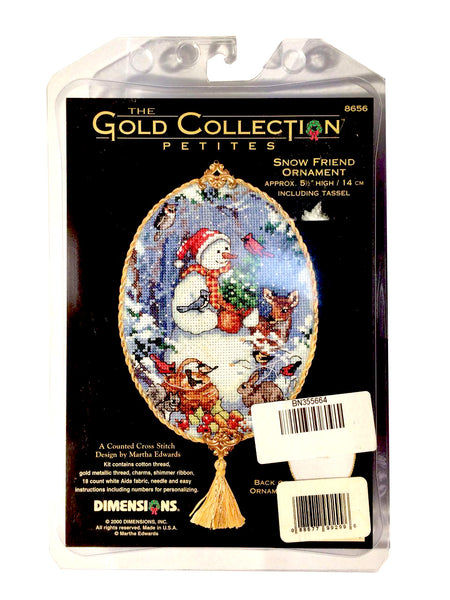 Dimensions The Gold Collection Petites Ornament