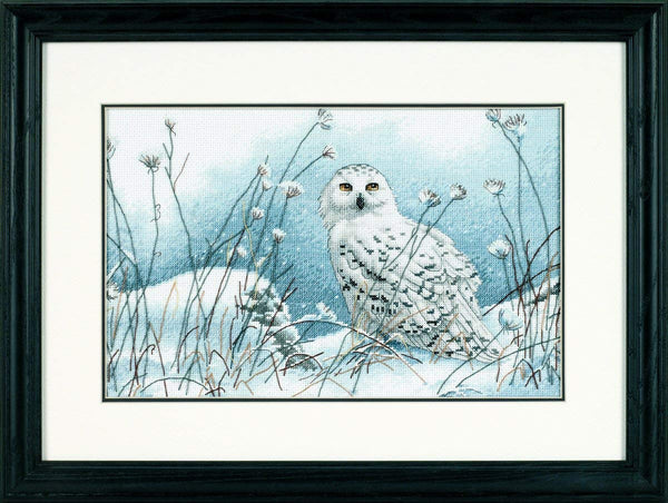 Dimensions Northwind Owl Cross Stitch