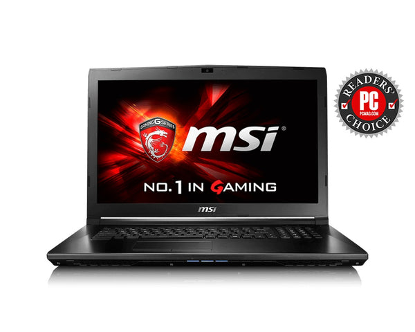 MSI Gaming G Series GL72 6QD Laptop