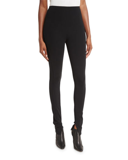 Ralph Lauren Leland High-Rise Leggings, Black