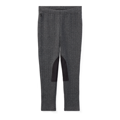 Ralph Lauren Herringbone Leggings, Toddler Girls
