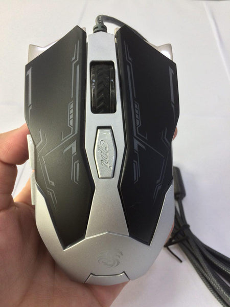 Demon Baron The Mechanic Gaming Mouse (Open-box)