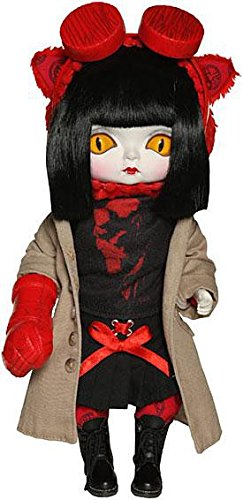 Huckleberry Toys Toffee Figure Hellboy Limited Edition Doll