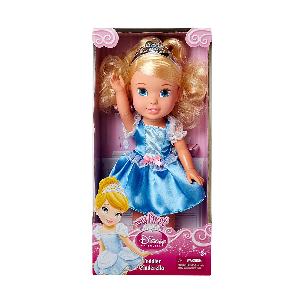 13 Disney Princess Toddler Doll - Cinderella