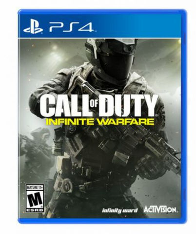 Call of Duty : Infinite Warfare by Activision - PlayStation 4