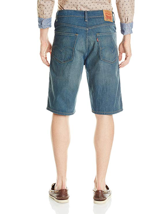 Levi's Men's 569 Loose Straight Short, El Short - Stretch, 34