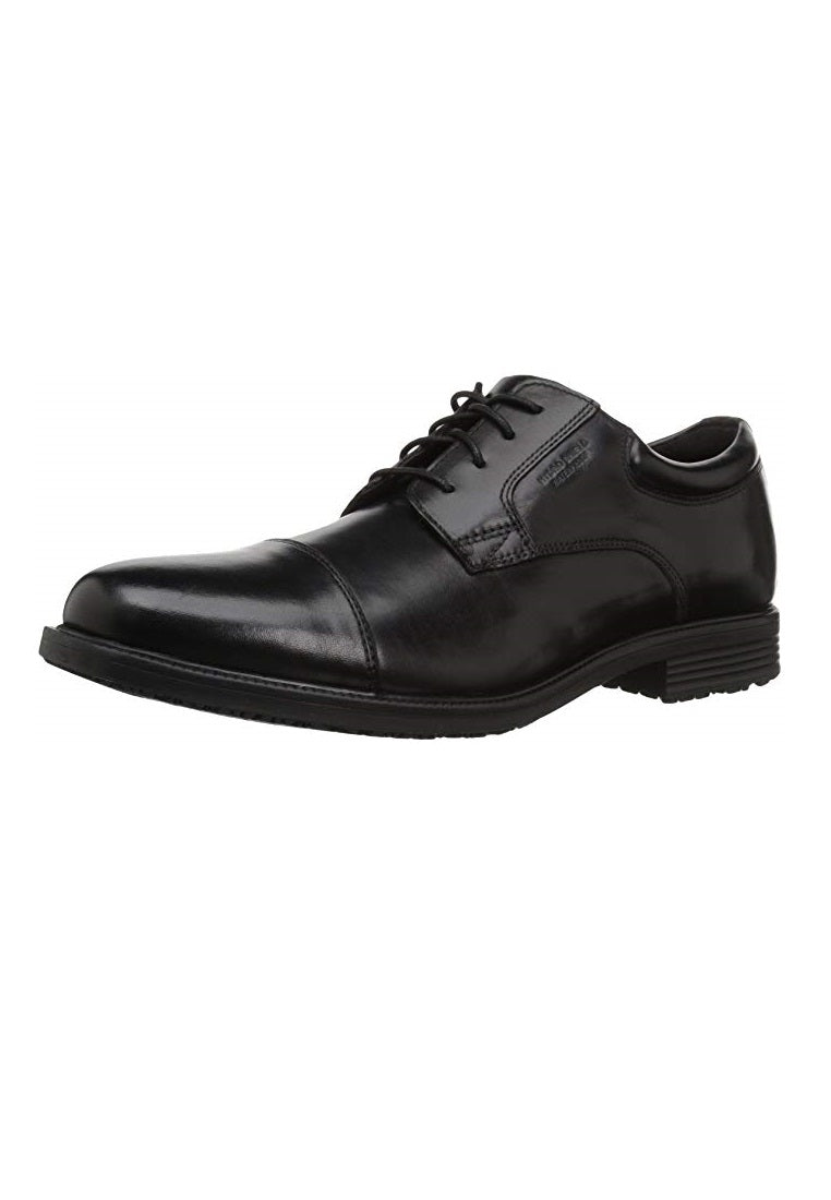 Rockport Men's Essential Details Waterproof Cap-Toe Oxford, US 9