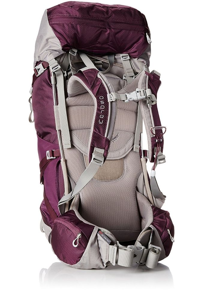 Osprey Women's Viva 50 Backpack, Plum Purple, One Size