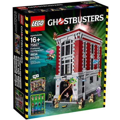 Lego Ghostbusters 75827 Firehouse Headquarters