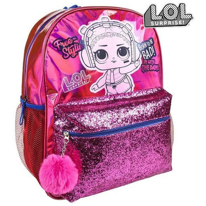 School Bag LOL Surprise! 72674 Fuchsia
