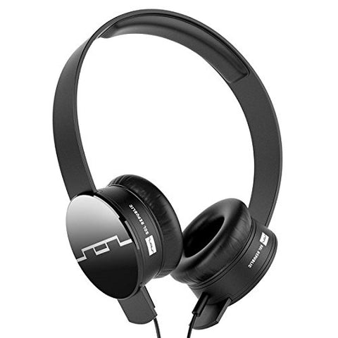 Sol Republic Tracks V8 Headphones - Black