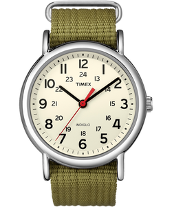 Weekender 40mm Nylon Slip-Through Strap Watch