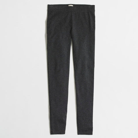 J.Crew Everyday leggings, Dark Grey, XXS