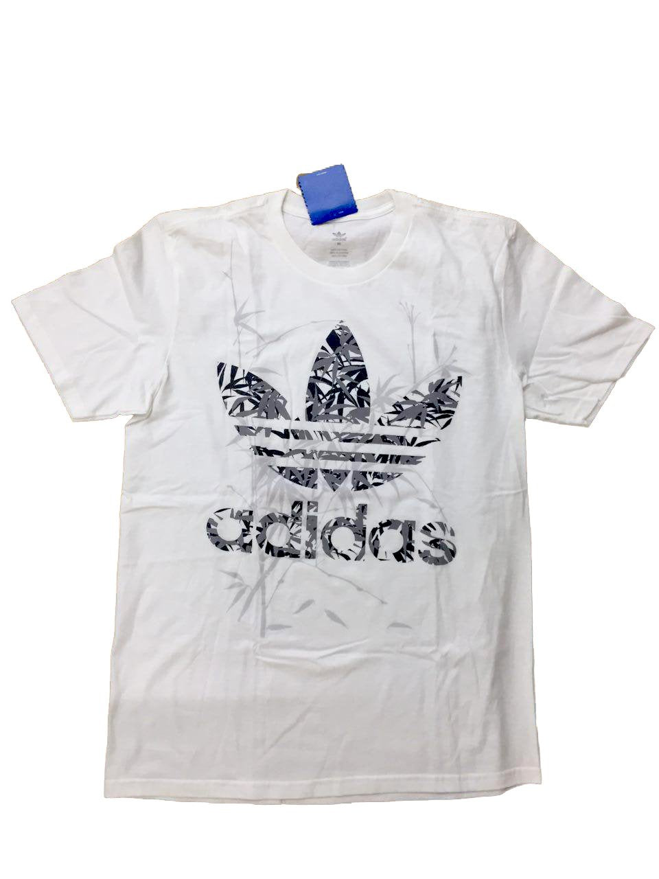 Adidas All Natural Tee, White