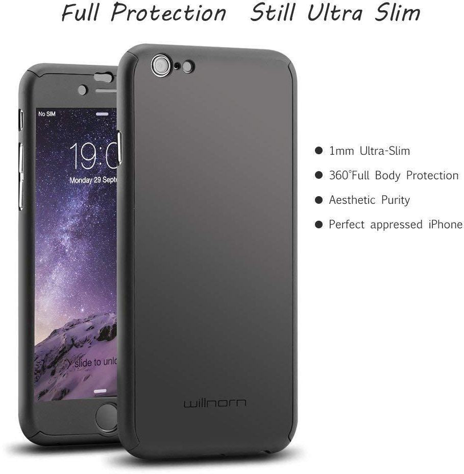 Willnorn iPhone 6 Plus Full Body Case