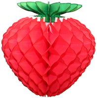 16 Inch Honeycomb Strawberry - MULTIPLE PACK OPTIONS