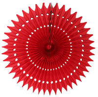 21 Inch Large Tissue Fans - 3-pack - MULTIPLE COLOR OPTIONS