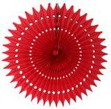 21 Inch Large Tissue Fans - 6-pack - MULTIPLE COLOR OPTIONS
