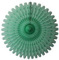 26 Inch Extra-Large Tissue Fans - 3-pack - MULTIPLE COLOR OPTIONS
