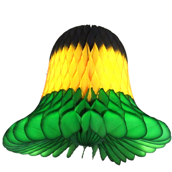 Jamaican Tissue Paper Bells - MULTIPLE OPTIONS