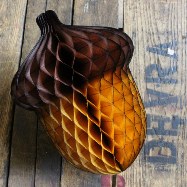 14 Inch Honeycomb Acorn - MULTIPLE PACK OPTIONS