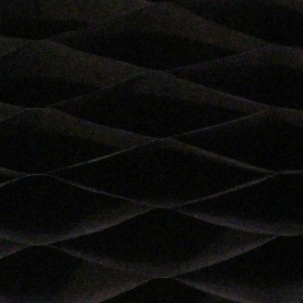 Honeycomb Craft Paper - Black