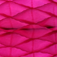 Honeycomb Craft Paper - Cerise