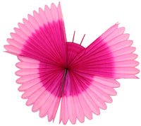 22 Inch Tissue Paper Butterfly Decoration (1 piece)