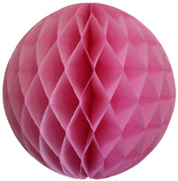 Mini 5 Inch Honeycomb Balls (3-Pack) - Solid Colors
