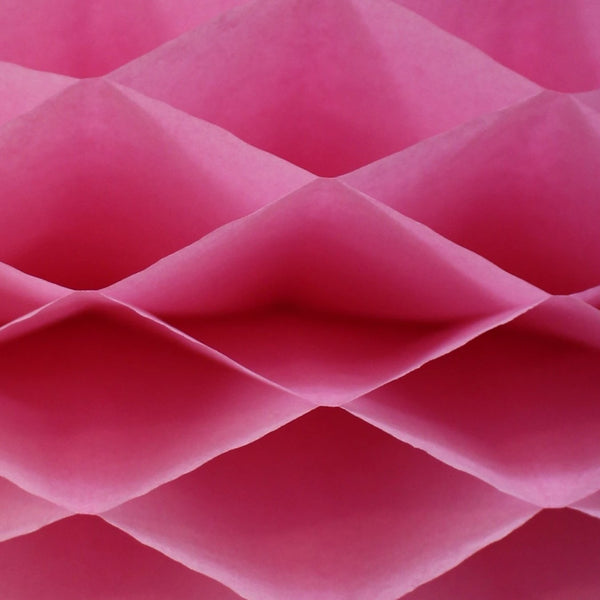 Honeycomb Craft Paper - Dusty Rose
