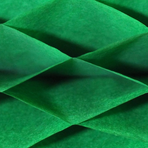 Honeycomb Craft Paper - Green
