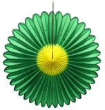 20 Inch Tissue Paper Daisy Fans - MULTIPLE OPTIONS
